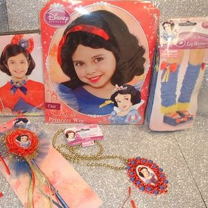 Other - Birthday Party Dress-up set: Disney's Snow White